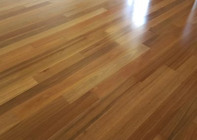 Spotted Gum engineered timber flooring